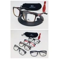 kacamata lacoste 2875 free lensa anti radiasi uv dan emi