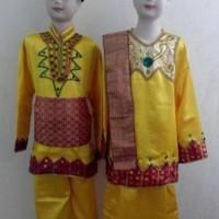 pakaian adat dewasa / papua / maluku / gorontalo / kalimantan