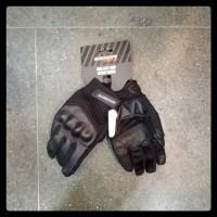Sarung Tangan EIGER Knuckle Day Ride Riding Gloves Hitam Black G1024
