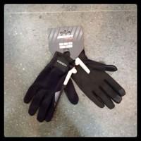 Sarung Tangan EIGER Barrage Riding Gloves Hitam Black 91000 5064 Ori