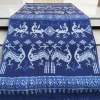 kain tenun ikat ethnic/tenun blanket/motif sumba ntt