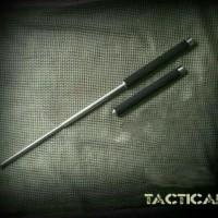 Tongkat Baton Stick 3 Ruas 511 /Pemukul Baja Kualitas Bagus