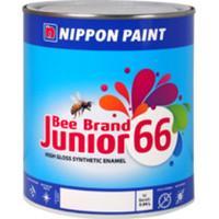 Cat Kayu Besi Bee Brand Junior 66 (1 Liter)