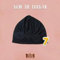Petite Mimi Bow Tie Turban Polos Bayi