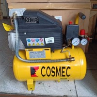 Compressor Angin Mini/Portable Listrik COSMEC 3/4HP 1PHASE 220V