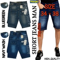 Short Jeans / Jeans Pendek / Celana Pendek Cowok Pria