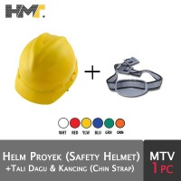 MTV Safety Helmet ALL SIZE / Helm Proyek - Orange