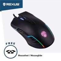 Rexus X12 Xierra Professional Gaming Mouse RGB