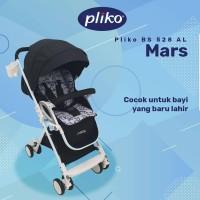 Stroller Pliko BS528 MARS Kereta Bayi