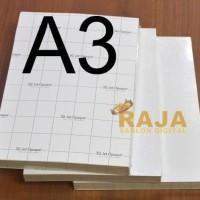 Transfer paper 3G opaque USA dark A3
