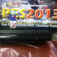 Ps3 super slim 160gb. isi game terbaru collection
