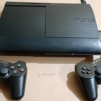 PS3 SUPER SLIM 160GB CFW SEKEN hobi koleksi