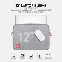 MIZU x BUBM 12inch LAPTOP SLEEVE Softcase MACBOOK AIR/PRO Tas Notebook