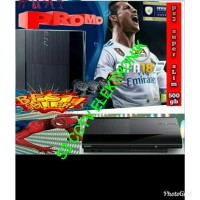 Ps3 Super Slim Sony 500 gb Full Game New stok terbatas
