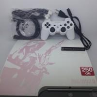 PS3 SLIM CFW 250GB SERI 20XXX FINAL FANTASY EDITION collection