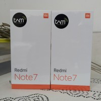 Redmi Note 7 4/64 GB TAM resmi BNIB ram 4gb rom 64gb 4 gb 64 gb note7