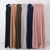 dress plisket premium