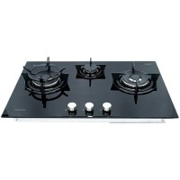 Ariston Built in Gas Hob DD7632W1ABKI