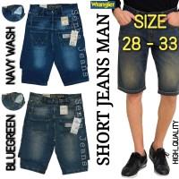 Short Jeans / Jeans Pendek / Jeans Murah / Celana Pendek Pria Cowok
