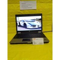 Laptop Hp EliteBook 8440p Core i5 Ram 4Gb Hdd 250Gb Second Bergaransi