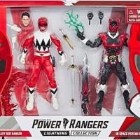 power rangers lost galaxy dan psycho ranger lightning collection