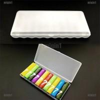 Kotak case batere baterai AAA isi 10 pcs