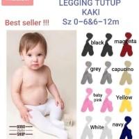 Legging cotton rich bayi / legging bayi anti slip tutup kaki