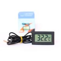 Thermometer Digital Untuk Kolam Aquarium - Termometer Akuarium