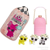 L.O.L. Surprise FUZZY Pets - Original Boneka LOL Tas Shampoo