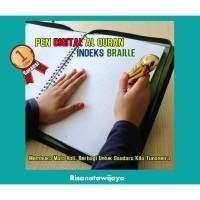 Pen Digital Al Quran Indeks Braille Tunanetra TERMURAH Untuk Wakaf