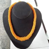 Kalung Monte Lilit Bali Orange