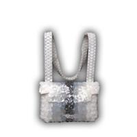 Byo Fragments Bag Medium in Cuttlefish