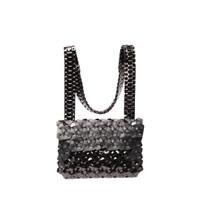 Byo Fragments Bag Medium in Black