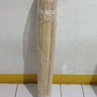 Tirai bambu putih 1 m