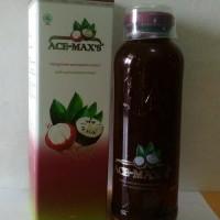 Ace maxs Original   Ace Maxs Asli   Jus Kulit Manggis & daun Sirsak