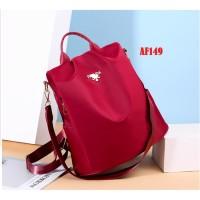 tas ransel wanita Backpack punggung import Sekolah Kuliah Kerja 149