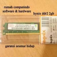 RAM PC DDR2 2GB PC2 6400 CL6 HYNIX.BERGARANSI