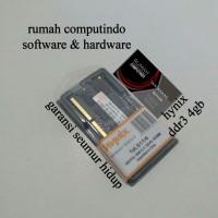 RAM LAPTOP DDR3 4GB PC3 12800 1600MHZ CL11 HYNIX.BERGARANSI