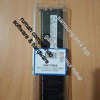 RAM PC DDR4 8GB PC4 19200 2400MHZ CL17 SAMSUNG.BERGARANSI