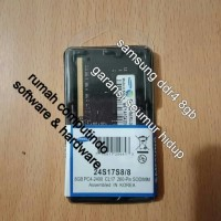 RAM LAPTOP DDR4 8GB PC4 19200 2400MHZ CL17 SAMDUNG.BERGARANSI