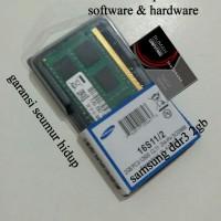 RAM LAPTOP DDR3 2GB PC3 12800 1600MHZ CL11 SAMSUNG.BERGARANSI