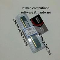 RAM PC DDR2 2GB PC2 6400 CL6 SAMSUNG.BERGARANSI