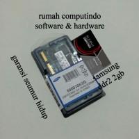 RAM LAPTOP DDR2 2GB PC2 6400 CL6 SAMSUNG.BERGARANSI