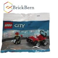 LEGO 30361 CITY FIRE ATV [PROMO]