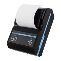 Nt 1880 Printer Thermal Bluetooth Portable 58mm 2D QR Code untuk Mobil