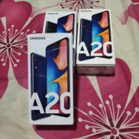 Samsung Galaxy A20 Resmi SEIN Fullset