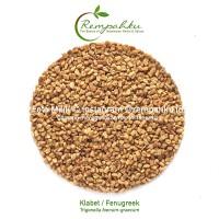 Rempahku - Biji KLABET 1kg Herbal Fenugreek Seeds Kelabat Hulbah Methi