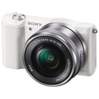 Camera Mirrorless Sony Alpha 5100 A5100 kit 16-50 Wifi NFC Resmi