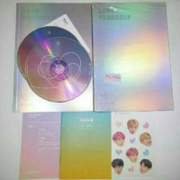 Album Bts TEAR HER ANSWER Love Yourself