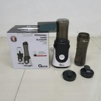 Personal Hand Blender Oxone OX 853 Hitam/Blender Kecil